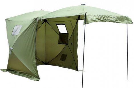 CARP ZOOM - Gyors építésű sátor (CZ 5196)