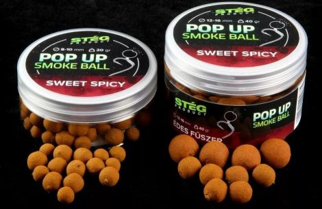 STÉG PRODUCT - Pop Up Smoke Ball - SWEET SPICY (SP171336)