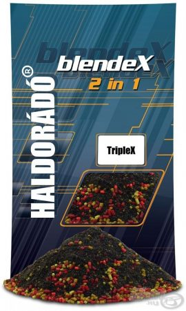 HALDORÁDÓ BlendeX 2 in 1 - TripleX