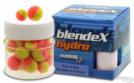HALDORÁDÓ BlendeX Hydro Method - Eper + Méz