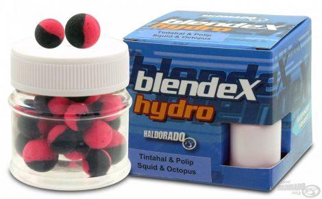 HALDORÁDÓ BlendeX Hydro Method - Tintahal + Polip
