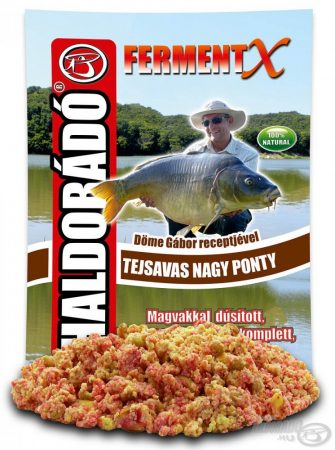 HALDORÁDÓ FermentX - Tejsavas Nagy Ponty