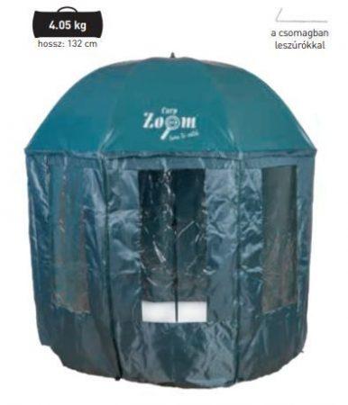 CARP ZOOM - PVC Yurt Umbrella Shelter (CZ 6291) - oldalfalas ernyő