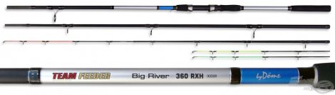 By Döme - TF Big River 360 RXH 100-300g (1858-360) - feeder bot